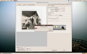 The ImageScan interface
